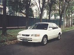 Model Mobil Sedan Corolla Generasi Kedelapan (1995-2002)
