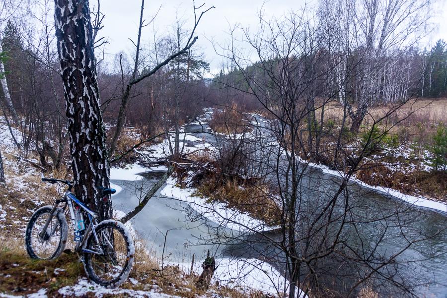 Вокруг Михеевки, вдоль реки Куштумги.