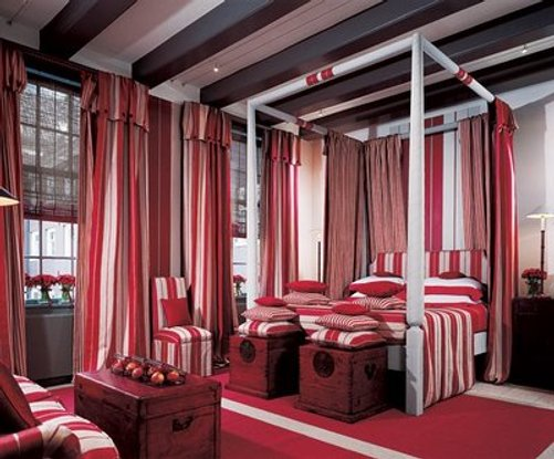 Modern Furniture Bedroom Curtain Design Ideas 2011