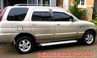 Dijual - Daihatsu Taruna FGZ tahun 2001, iklan baris mobil gratis