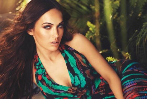 Меган Фокс для аромата Instinct кампании Avon 2013