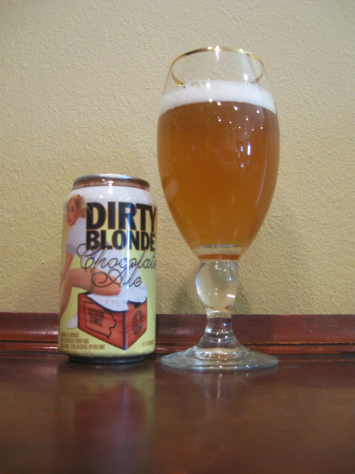 Image result for dirty blonde beer great river