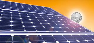 Solar energy helps speculators