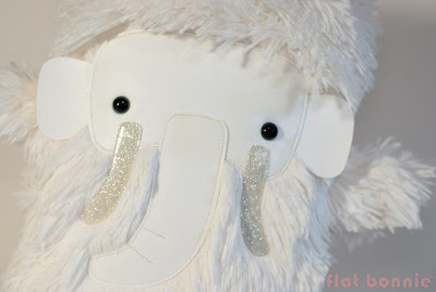 Woolly Mammoth Plush Stuffed Animal Arctic Expedition