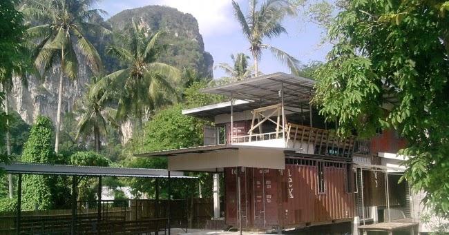 Casas contenedores casa hecha con contenedores marinos en - Casas en contenedores marinos ...