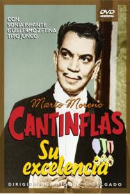 descargar Cantinflas: Su Excelencia – DVDRIP LATINO