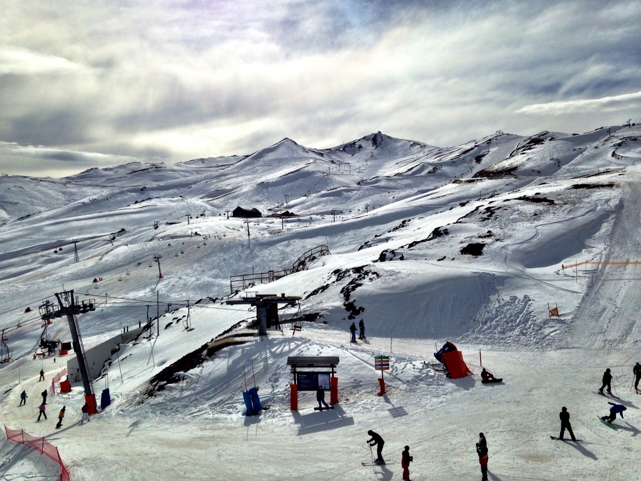 Guia Valle Nevado