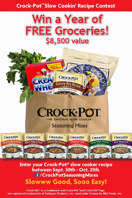 Crock-Pot Slow Cooking Contest