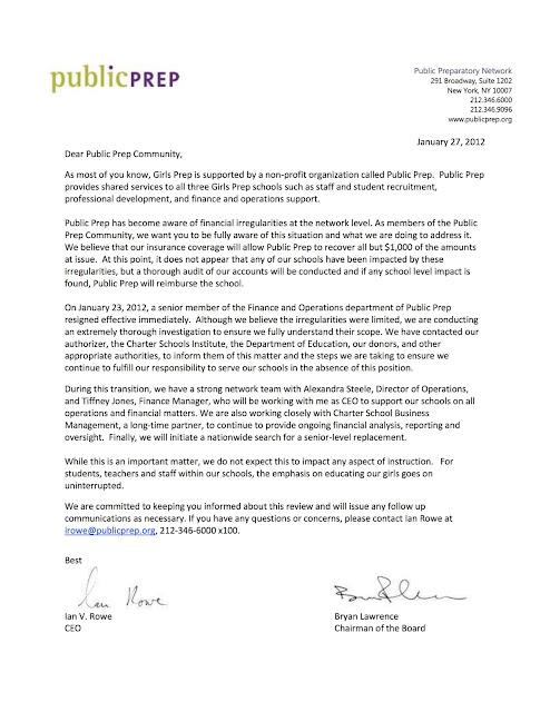 Union Resignation Letter – Strong Resignation Letter