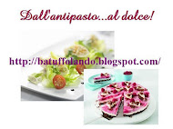 DALL&#39;ANTIPASTO AL DOLCE