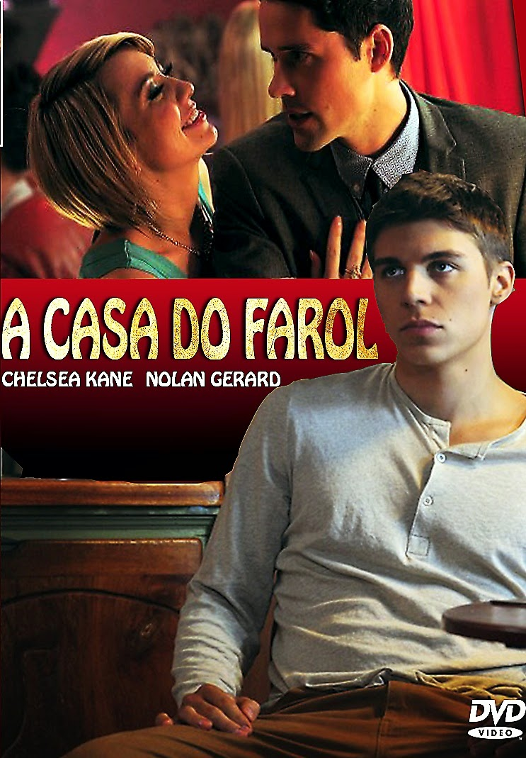 Filme Poster A Casa do Farol HDRip XviD & RMVB Dublado