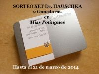 Sorteo Set Dr. Hauschka Miss Potingues