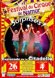 FESTIVAL NAMUR (B) 2012