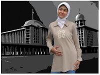 Kaos Muslimah