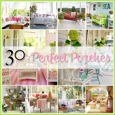 30+Perfect Porches