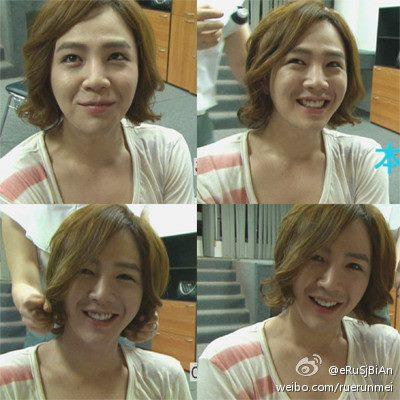 Medium Hair Styles✪Jang Geun Suk