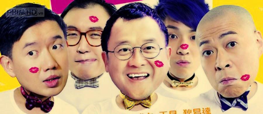 Phim Mãnh Nam Cổn Tử Đội VietSub HD | Man Suddenly In Love 2011