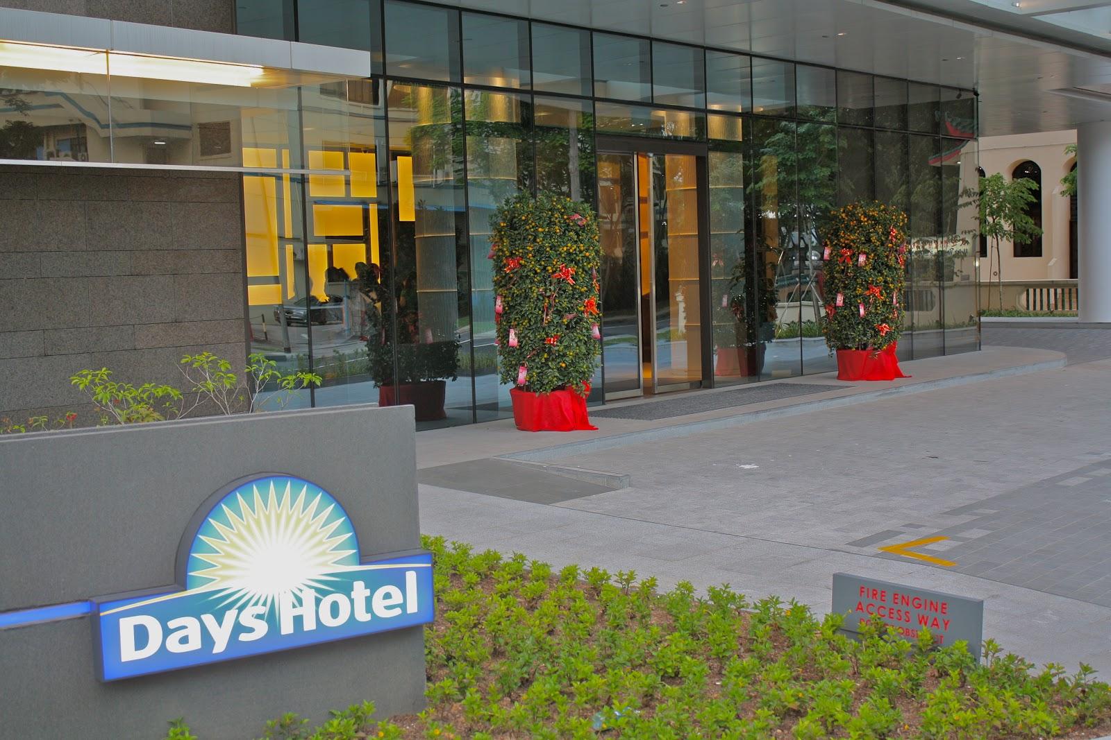 Nichology   Days Hotel Singapore