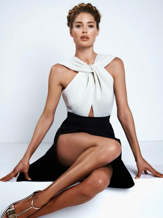 lovely fashion for men & women: photo: doutzen kroes is a modern, Wohnideen design