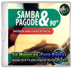 CD Samba & Pagode 90 – Vol. 02 Remix