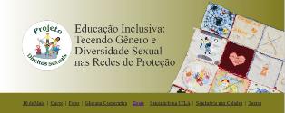 Projeto Educação Inclusiva: Tecendo Gênero e Diversidade Sexual nas Redes de Proteção