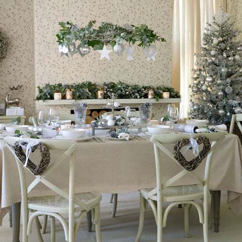 Creating a Christmas Theme - Town & Country Living