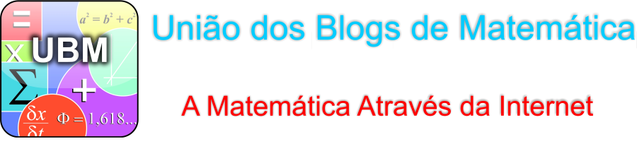 Unio dos Blogs de Matemtica