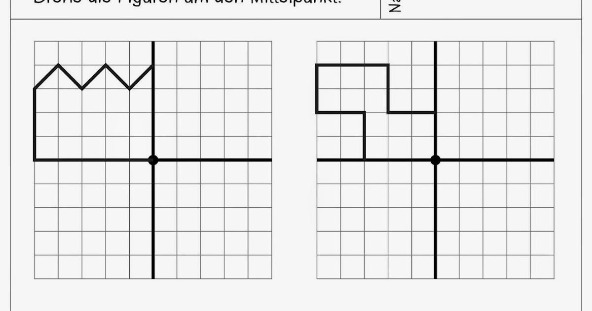 lernst252bchen neue arbeitsbl228tter zur drehsymmetrie