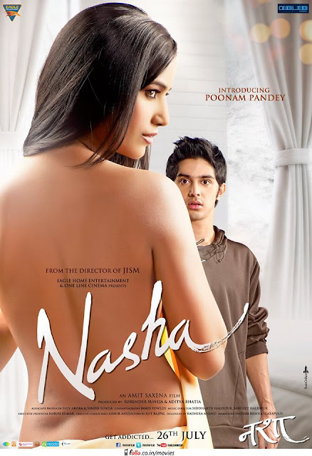 Hot Poonam Pandey in Nasha exclusive first poster