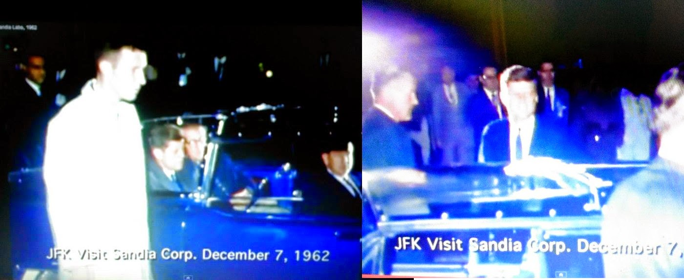 JFK bubbletop New Mexico 12/7/62