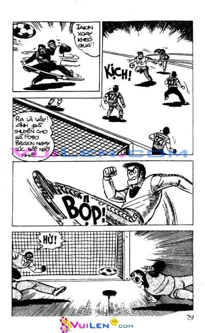 Jindodinho - Đường Dẫn Đến Khung Thành III  Tập 12 page 29 Congtruyen24h