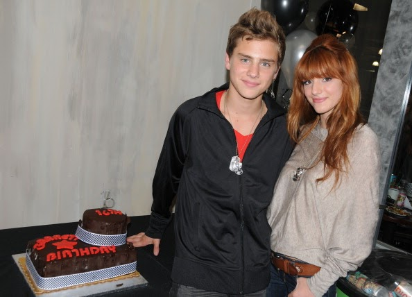 Bella Thorne And Garrett Backstrom LovelyStars: 10...