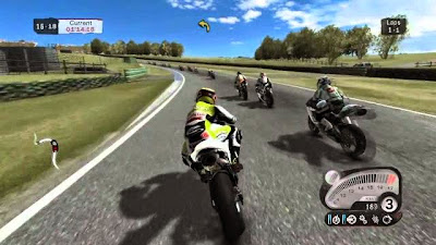 SBK 2011 Superbike Gameplay PC