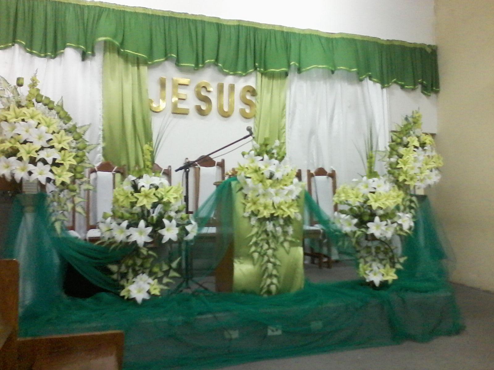 Decorações para eventos arranjo coluna imagens de flores  - Fotos De Arranjos De Flores Artificiais Para Igrejas