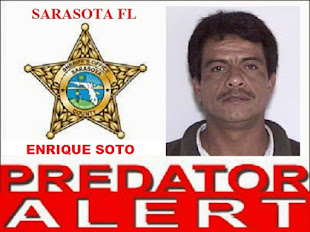 FDLE MOST WANTED CHILD RAPIST SEXUAL PREDATOR ENRIQUE SOTO STILL ON THE RUN CALL 1-888-357-7332