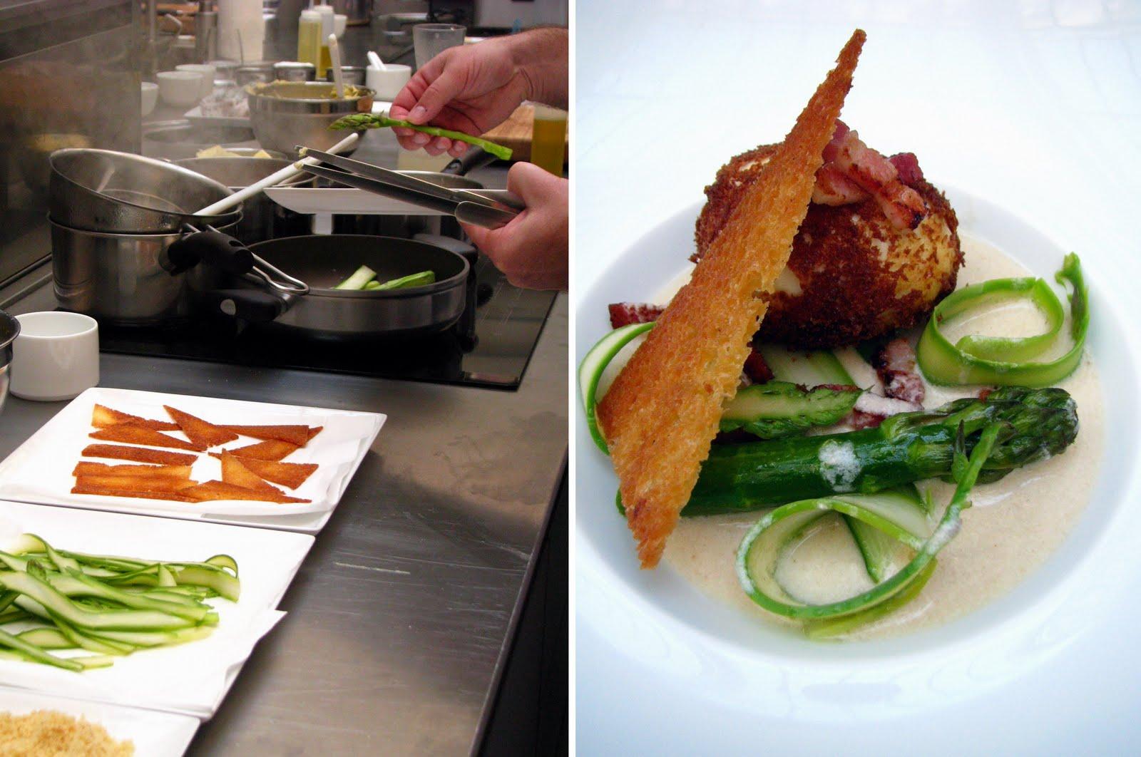 Cuisine attitude pas juste une attitude culinaire mais for Atelier cuisine cyril lignac