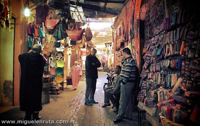 Souvenirs-Marrakech