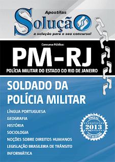 Apostila Polícia Militar do Rio de Janeiro - Soldado da PM