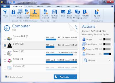 WinZip 19.5 Full Version