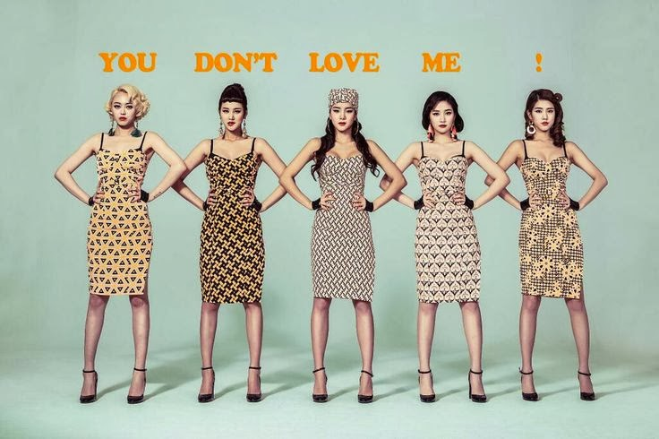 SPICA You Don't Love Me Concept Photo