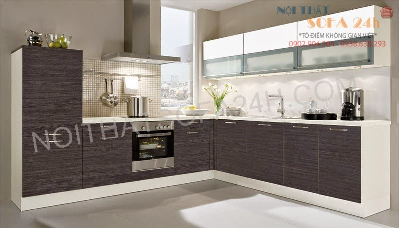 Tủ bếp TB089