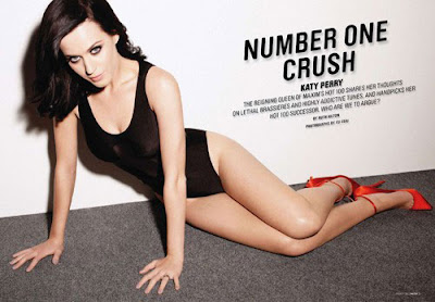 Katy Perry, Singer