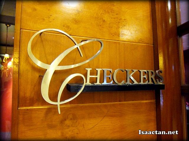 Checkers Cafe Dorsett Regency Kuala Lumpur