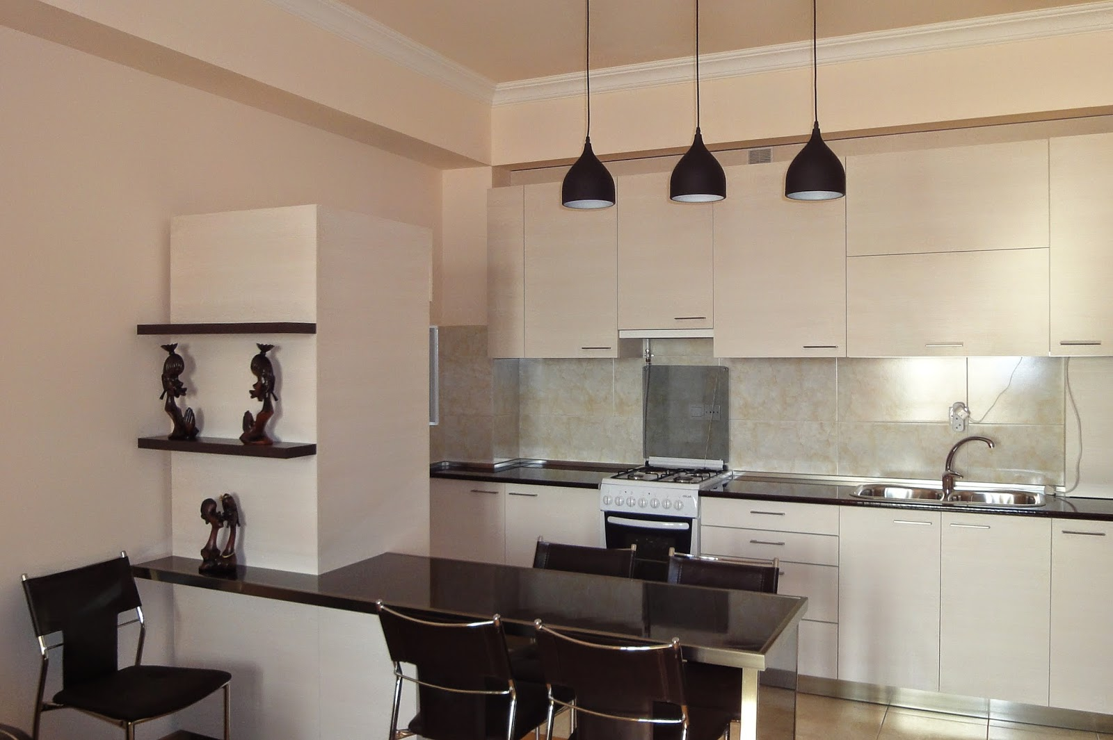 Furnished Two Bedroom Apartment for Rent in Yerevan
