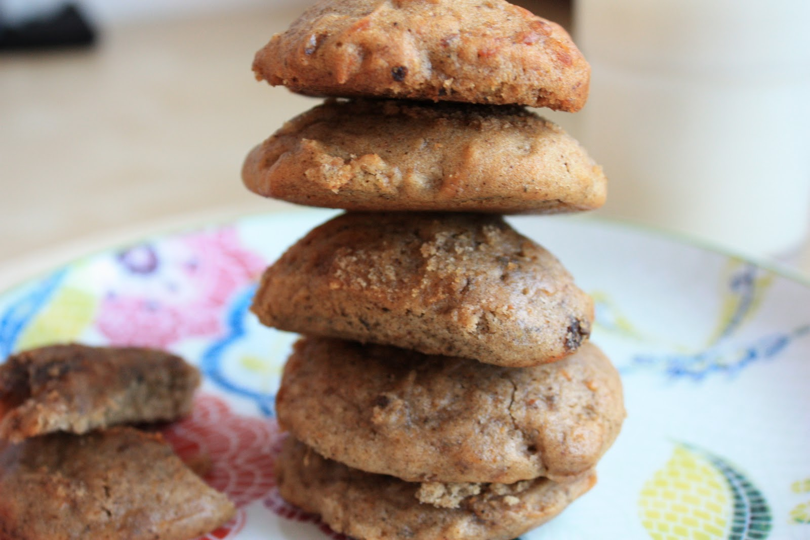 Two Minds Cook Alike: Persimmon Cookies