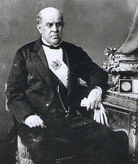 DOMINGO FAUSTINO SARMIENTO (San Juan 15/02/1811 – Paraguay 11/09/1888)