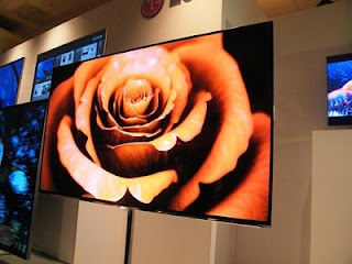 LG to launch 55-inch OLED TV with Price tag of $8000