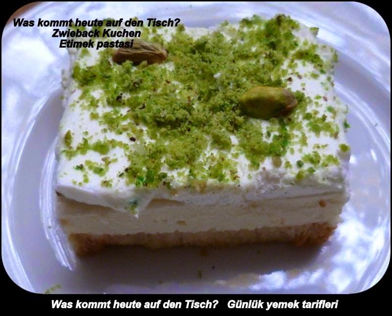 Meine Rezeptwelt Zwieback Kuchen Etimet Tatlisi