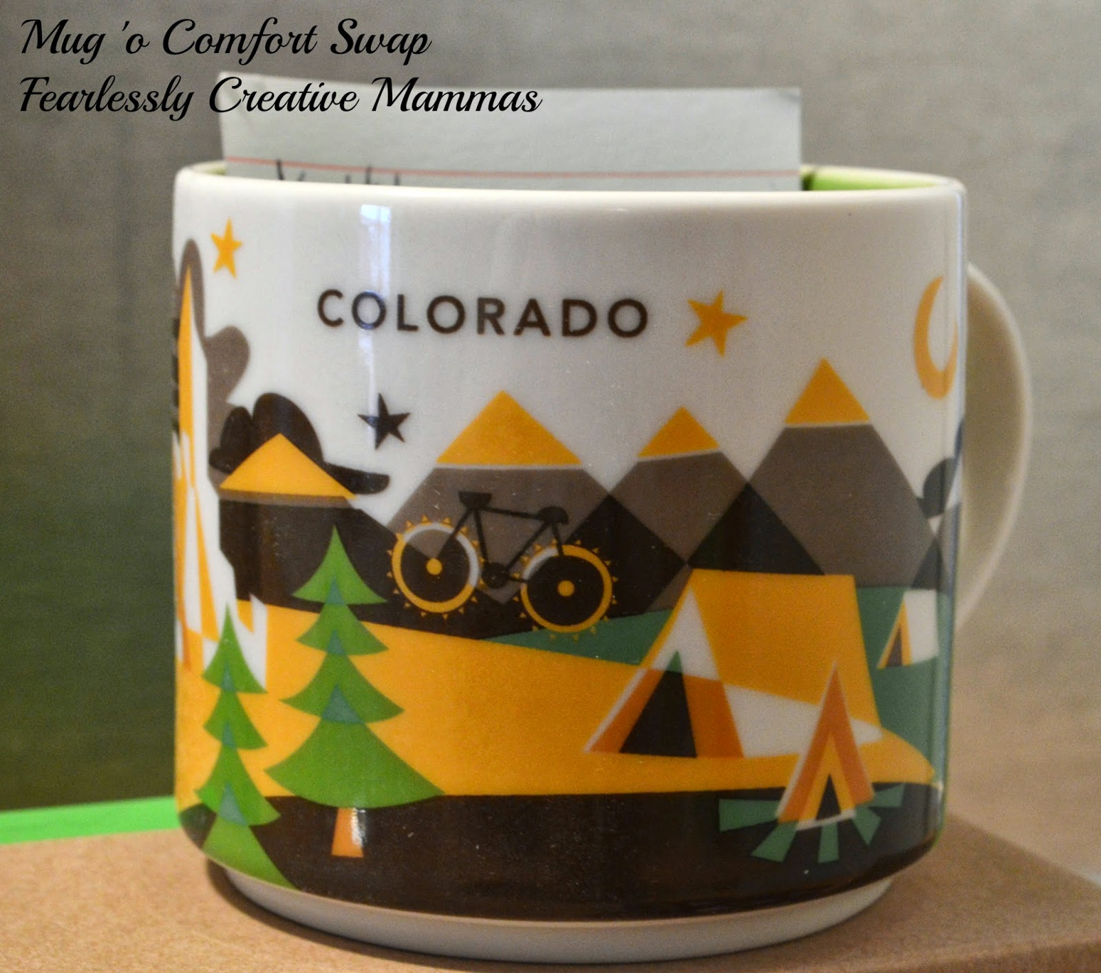 Mug o Comfort Swap Fearlessly Creative Mammas