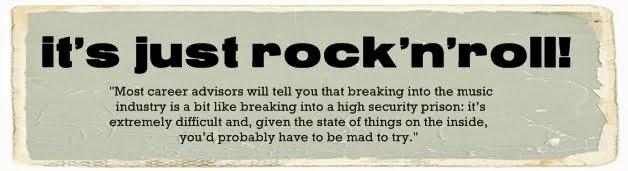 it's just rock'n'roll!